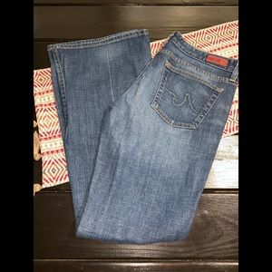 Adriano goldschmeid Flare Jeans Size 31